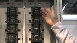 emergency lighting control panelboard by schneider electric