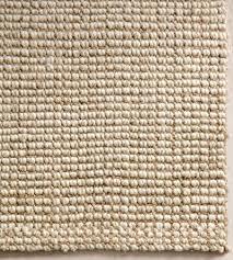 chunky wool u0026 jute rug