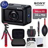 Sony Cyber-Shot DSC-RX0 II Digital Camera with ... - Amazon.com