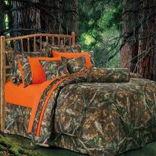 realtree comforter set full oak camo bedding collection in bag king lime green military surplus bedroom