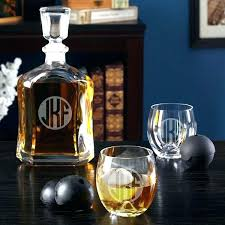 wild horses crystal collection the source engraved whiskey decanter personalized set lexington and
