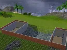 sims 3 walk out basement tutorial you