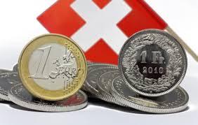 Cambio Euro Franco Svizzero (EUR/CHF) verso parità. Previsioni Euro/Franco  Svizzero 2017 - Forexguida.com