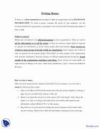 Memo Business Format Best Of 11 Business Memo Apa Format Maotme