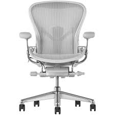 plastic desk chair. BuyHerman Miller New Aeron Office Chair, Size A, Mineral/Polished Aluminium Online At Plastic Desk Chair