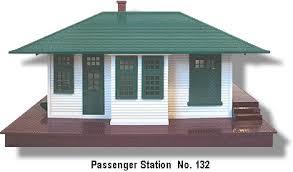 lionel trains 132 passenger station accessory lionel trains passenger station no