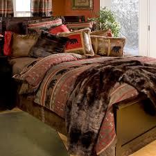 gallatin bear bed set king
