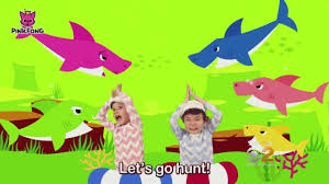Baby Shark Song Craze Hits Charts Schools