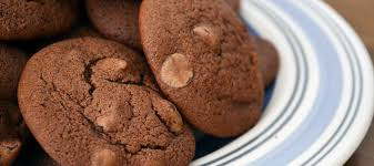 Visit this site for details: Chocolate Drop Cookies The Apron Archives