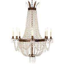 french empire crystal chandelier beautiful french empire crystal and bronze chandelier french empire crystal flush chandelier