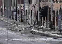 Violenta esplosione nel centro di Nashville - Ticinonline