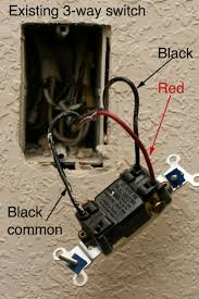 convert a 3 way light switch to a single pole switch electrical here s a photo of the wiring to switch a and a