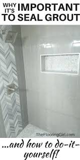 bathroom tile grout sealer how to apply grout sealer yourself how important is it to use bathroom tile grout sealer