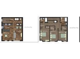 All|Floor Plans3 Bedroom 2 Bath Townhome