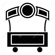 お祭り出店アイコン祭のシンプルなイラスト失速 Web のベクトル アイコン