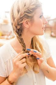 Mr Kate Diy Beauty French Braid Pigtails