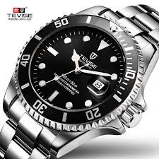 Drop Shipping Tevise Top Brand Men Mechanical Watch Automatic ...