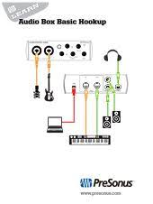 behringer ufx set up diagram recording studio designs audiobox hookup diagram
