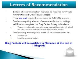 do csu need letter recommendation the cca counseling department thanks the cca foundation for its