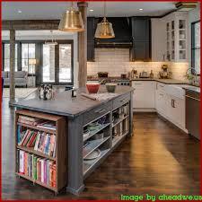 Kitchen Bookcase Kitchen Island Islands Custom Kitchen Portable Island Bookcase