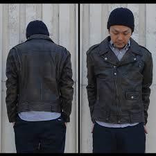 polo ralph lauren leather jacket double ray jacket polo ralph lauren sierra leather jacket