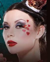 rainha de copas costume makeup card costume queen of hearts makeup queen of