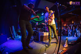 boyd tinsley recently joined the band he created crystal garden to a packed funk n waffles in syracuse fans were delighted in hearing boyd s exquisite