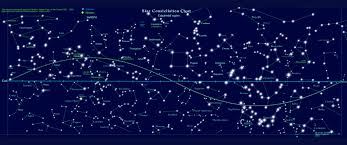 Constellation Chart How To See The Stars The Ultimate Constellation Image