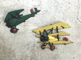 metal airplane wall decor set of two vintage metal home interior airplane wall decor metal airplane