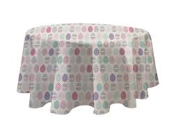 what size tablecloth for a 60 round table decor modern for luxury modern easter party table