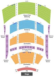 Stuart S Opera House Seating Chart Gallo Center For The Arts Seating Chart Modesto