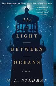 the light between oceans m l stedman cover by carla jane jones