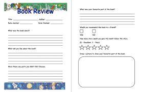 100 Original Write Book Review Format