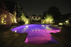 pool lighting design. Nicheless Pool Light For Beautiful Lighting Decor: Wonderful LED Design With I