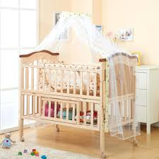 cheap round baby cribs bedroom make your nursery more chic with storage  base for