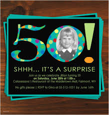 50th birthday invitations for him surprise 50th birthday party invitations