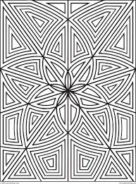 Printable Coloring Pages geometric shape coloring pages : Get This Printable Dolphin Coloring Pages 75612 !