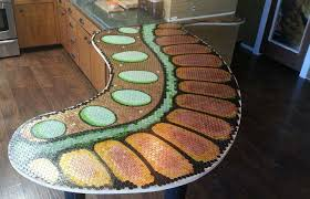 picture of penny countertop functional art