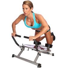 ab circle pro as seen on tv another junk piece of exercise equipment