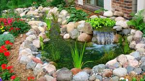 Small Picture 40 Stone and Rock Garden Decoration Ideas 2017 Amzing Garden