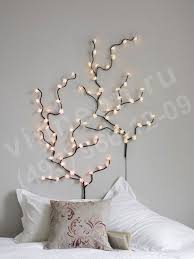 Как сделать светящееся <b>светодиодное дерево</b> своими руками