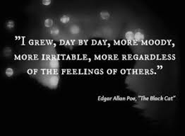 famous edgar allan poe quotes edgar allan poe quotes sad the black cat images