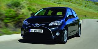 New Photos and Specs Tell Us the 2015 Toyota Yaris is a Carp ...