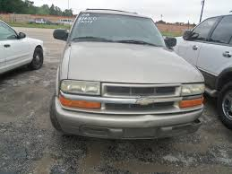 Chevrolet Blazer Suv 4 Door In Texas For Sale ▷ Used Cars On ...