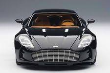 aston martin one 77 black. autoart 70241 aston martin one77 black pearl 118 aston martin one 77 black