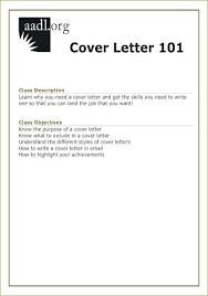 What Should A Cover Letter Look Like For A Resume Free Cover Letter