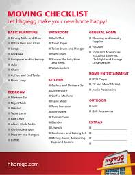Moving Checklist The Must Haves Moving Checklist New