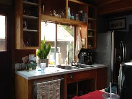 i did replace all the cabinet shelves with melamine i m no fan of melamine but i am a fan of sanitary kitchens and the melamine shelves were far cleaner