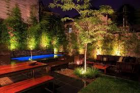 36 dazzling garden outdoor lighting