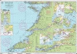 Imray Or Admiralty Charts Imray C55 Dingle Bay To Galway Bay Chart